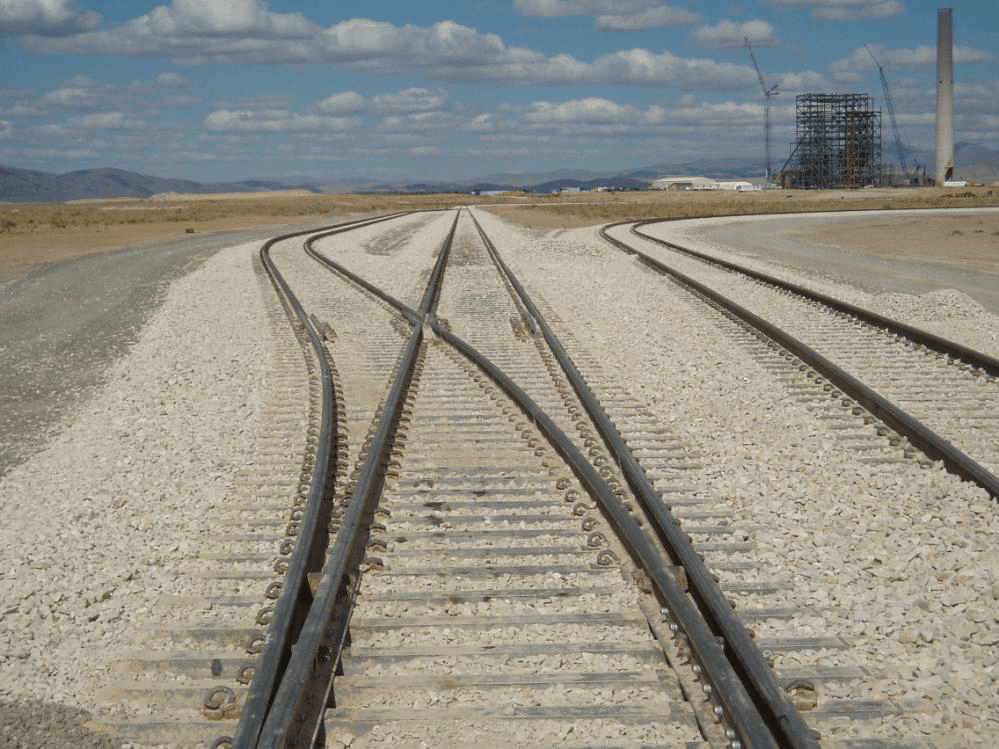 Railroad construction is our trade.
